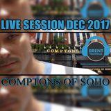LIVE SESSIONS 2017: COMPTON'S (DEC '17)