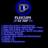 Playclips Top 10 Sessions June