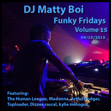 Funky Fridays 04/10/2015 -  Old school Hits, UK Garage / R&B / Commercial