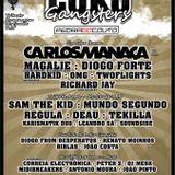 Correia Electronica LIVE @ Loko Gangstres w/ Carlos Manaça, Magalie, Diogo Forte (Pedra do Couto)  