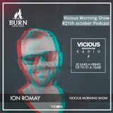 Vicious Morning Show By Ion Romay 21th October podcast