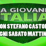LA GIOVANE ITALIA trasmissione del 19 Maggio 2018