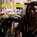 Vinyl Vibes: 2 Decks and A Vestax Mixer #7a | FBK Live | by Marcia DaVinylMC