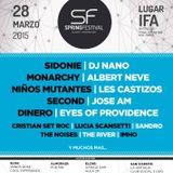 26-03-2015 Alicante Spring Festival