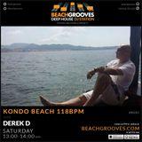 Kondo Beach 118Bpm - 15042017