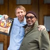 Gilles Peterson with Keith Killgo (The Blackbyrds) // 17-02-17