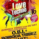Boriqua Tribez b2b Du'ArT @ We love Techno,Granada Spain (16-11-2013)