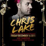 Chris Lake - Live @ Maison Toronto (Canada) 2011.12.16.