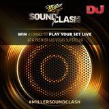 DJ RAFFE BERGWALL - SWEDEN - Miller SoundClash