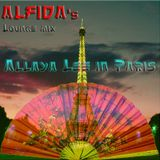 Alfida - Allaya Lee in Paris (Lounge mix)