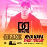 DJ Day Day - Crank Ayia Napa Promo Mix