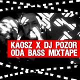 Káosz X Dj Pozor - Oda Bass Mixtape // Recorded @ Káoszkapitány kalandjai... // Tilos Radio