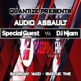 #100 BassPort FM - Apr 16th 2016 (Special Guest NJam)