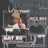 Nick Bike - Live @ 1-800-Lucky [Miami, FL 20JAN2018]