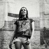 Dj Lina, Lithuania, on Radio Without Frontiers, Ràdio Platja d'Aro, 102.7 fm, Catalonia, Spain.