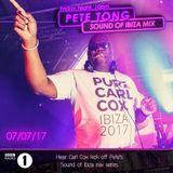 Pete Tong – BBC Radio1 (Carl Cox Tag Team Mix) 07-07-2017