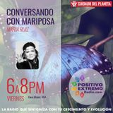 CONVERSANDO CON MARIPOSAS- ENTREVISTA A REBECCA LEVI Y RADIO CHAKARUNA-01-19-2018