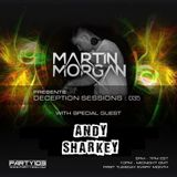 Deception Sessions 035 with Andy Sharkey Guestmix