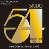 Studio 54 Disco Mix Vol. 2