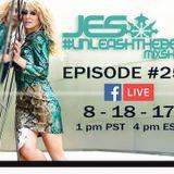 JES - Unleash The Beat Mix Show 250 - Progressive House-Trance-EDM