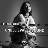 "UNBELIEVABLE RECORDS PODCAST 44 mixed by ""SCHIEVENIN ERIK"""