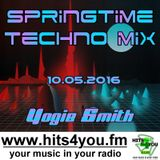 Yogie Smith - SpringTimeTechno Mix @ www.hits4you.fm