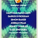 Matthias Tanzmann @ Magna Carta 2nd Birthday - London (30-11-2013)