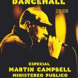 QUINTAS DANCEHALL - Martin Campbell com Yellow P. ao vivo em Salvador