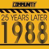 20130820 - 25 Years Later (COMMUNITY CLASSICS PROMO MIX)