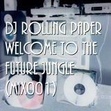 DJ Rolling Paper - WELCOME TO THE FUTURE JUNGLE (mix001)