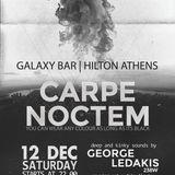 George Ledakis - Carpe Noctem [mixtape1]