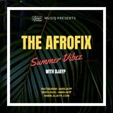DJAYP MUSIQ Presents THE AFROFIX -Summer Vibez