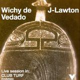 WICHY DE VEDADO & J-LAWTON IN CLUB TURF 2016
