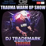 DJ Trademark & MC Mickey Flair: DeepUnder133Live Los Angeles