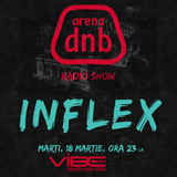 Arena dnb radio show - vibe fm - mixed by INFLEX - 17 MAR 2014