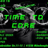 PinkPaSsion reist ab @Time To Core (24.01.15)