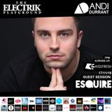 Electrik Playground 17/11/18 inc. eSQUIRE Guest Mix