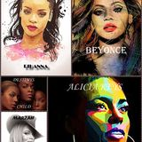 R&B SLOW JAMS WOMEN'S EDITION ft ALICIA KEYS, RIHANNA, BEYONCE, MARIAH CAREY & DESTINEY'S CHILD