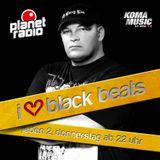 DJ Larry Law - planet radio black beats august 2014