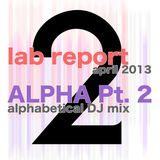 Lab Report April 2013 part 2