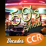 50's Show - @DJMosie - 09/10/16 - Chelmsford Community Radio