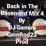 Back N Da Basement Mix 4