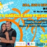 DJ Selva - Sea, Sun & Kizz in Bali with Isabelle & Félicien - 100% Live Mix - Pool Party