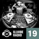Illvibe Radio 19 mixed by Special Guest DJ Foxx Boogie!!!