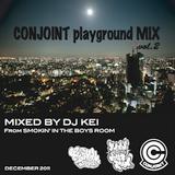 DJ KEI CONJOINT playground MIX vol.2 : December 2011