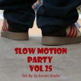 Slow Motion Party Vol 25