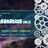 Animalium @ Revolve 100 aka Psyfanatics Vol.3 10-11-17