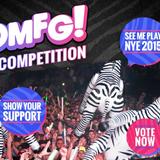 OMFG NYE 2015 Dub & Grime Contest mix