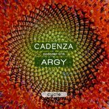 Cadenza | Podcast  014 Argy (Cycle)