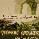 DJ Buck - Live @ Stompin' Grounds 5-6-06